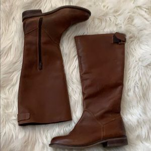 Abound leather riding boots